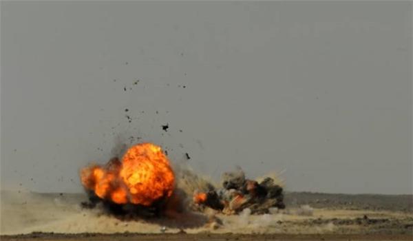 Senior terrorist commander killed by bomb blast in north-western Syria