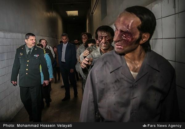 Tehran's Ebrat Museum: A reconstruction of pre-Revolution cruelties