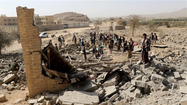 85,000 displaced in 10 weeks as violence rages in Yemen: UN