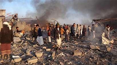 Saudi-led strikes kill 9 Yemeni civilians
