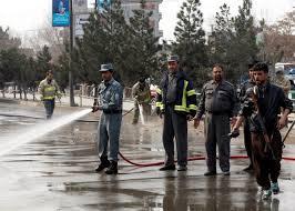 Suicide blast targets gathering in Afghan capital Kabul