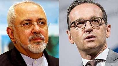 Iran, German FMs reject links between nuclear deal, missile program