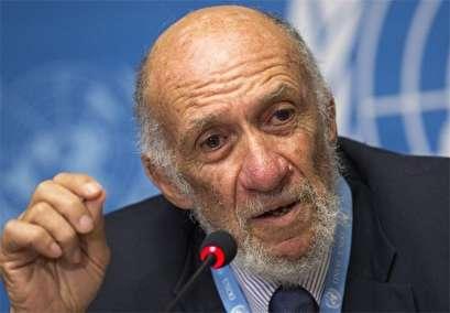 Ex-UN official slams West's silence on Israeli atrocities