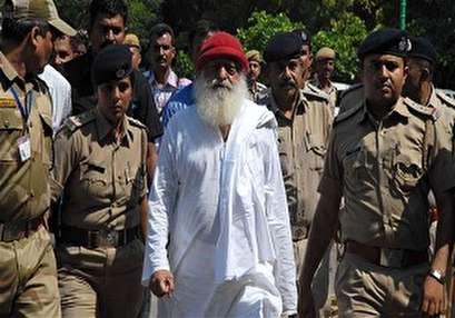 Indian court jails controversial guru for life over rape of teenage girl