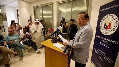 Kuwait expels Philippine ambassador amid worker abuse dispute