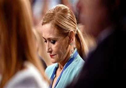 Madrid regional president steps down over stealing face cream