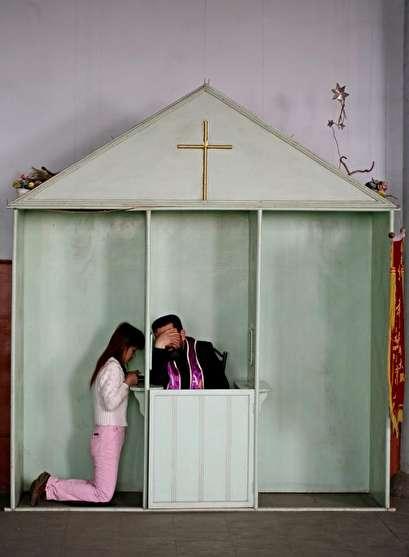 China says it has made real efforts toward establishing Vatican relations