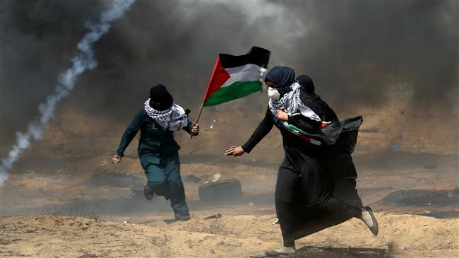 Israeli forces kill one Palestinian, injure 170 in Gaza