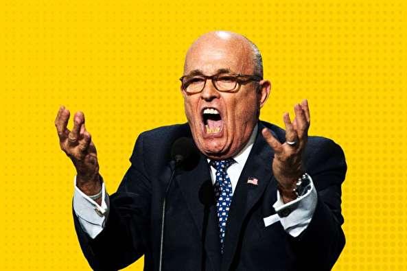 Young Journalists Club - Giuliani hints FBI agents, prosecutors need mental exam