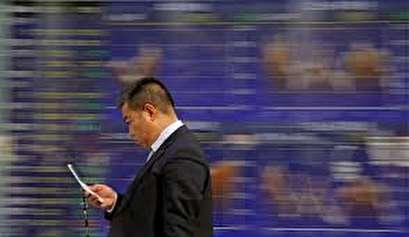 Asian shares fall as U.S.-China trade spat escalates