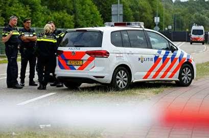 Van kills one at Dutch music festival, driver turns himself in