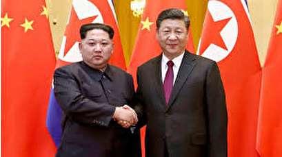 North Korea, China discuss 'true peace', denuclearization: KCNA