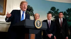 Trump backs off imposing China investment limits