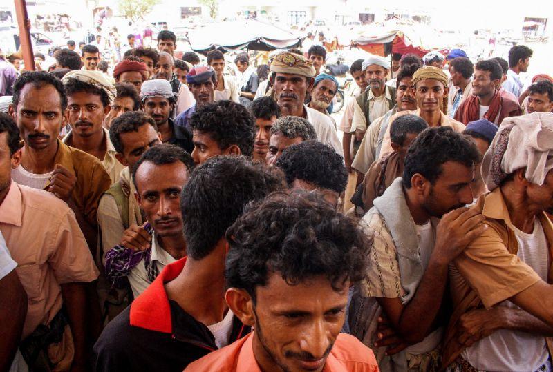 UNICEF chief condemns Yemen 'carnage', with 2,200 children killed