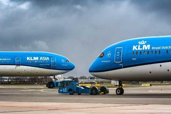 Dutch carrier KLM says it will halt flights to Iran