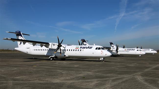 France hopeful ATR will deliver planes to Iran despite US sanctions