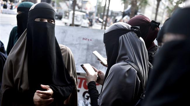 Ban on Muslim full-face veil takes effect in Denmark