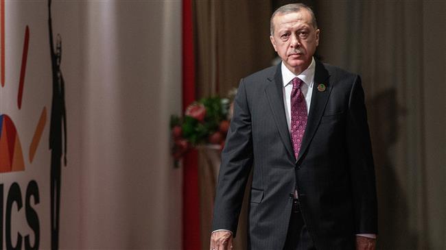 US threats of sanction in pastor's case shows 'Zionist mentality': Erdogan