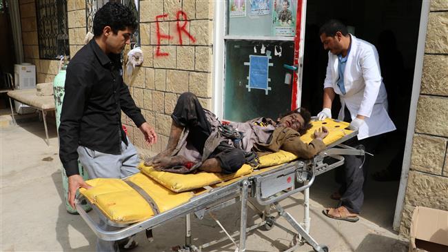 Iran decries fatal Saudi air raid on Yemeni student bus, urges pressure on invaders