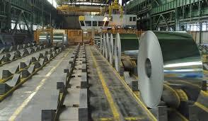 Iran's steel output jumps
