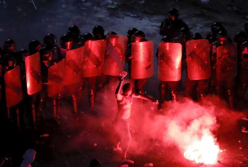 Violent Romania protest leaves 440 needing medical treatment
