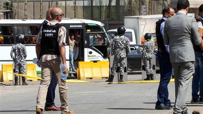 Egypt foils explosive attack on church