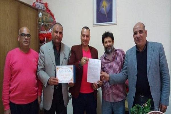 Egyptian teacher translates Quran into sign language