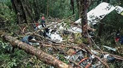 Eight dead, one survivor in Indonesian plane crash
