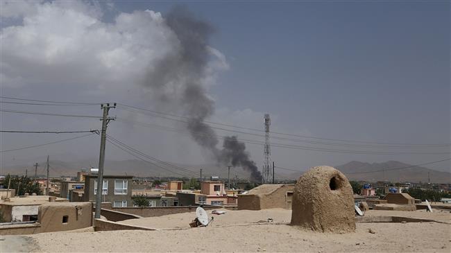 Taliban militants attempt to seize Afghanistan's Ghazni