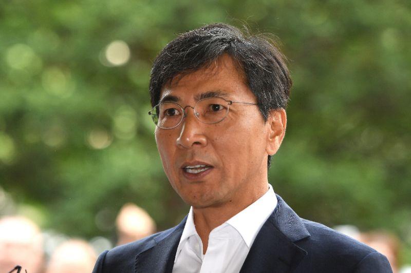 Former S. Korea presidential hopeful acquitted in abuse case