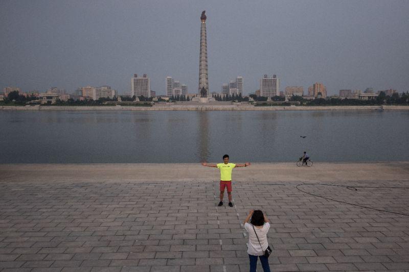 N. Korea suspends tour visas ahead of anniversary