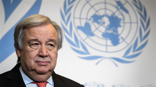 UN chief welcomes deal on Caspian Sea legal status