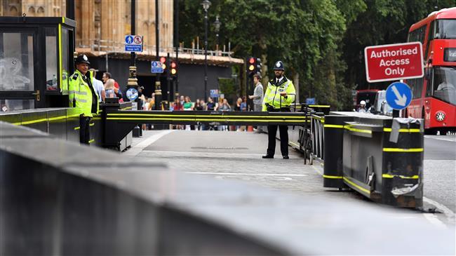 Police arrest Westminster crash attacker on terrorism suspicions