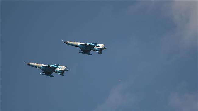 Britain's RAF scrambles jets intercept Russian bombers over Black Sea
