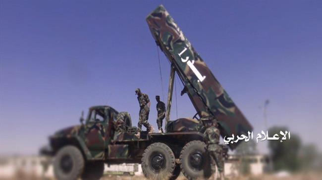 Yemeni forces target Saudi base in Najran region with ballistic missile