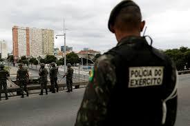 Brazil sends troops after clashes at Venezuela border