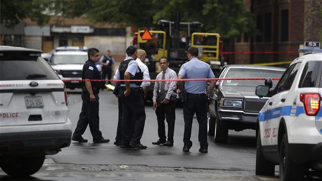 23 shot, 2 fatally, in Chicago gun violence