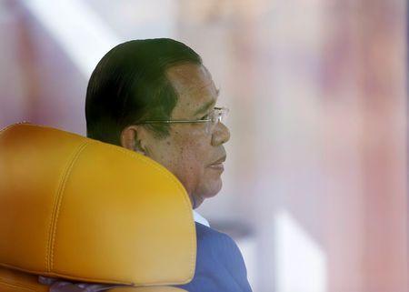Cambodia PM slams opposition vote boycott, challenges critics