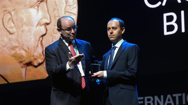 Second Iranian wins prestigious Fields Medal