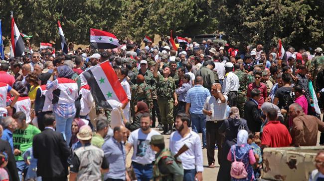 Russian FM: Need for 'final blow' to terrorists in Idlib