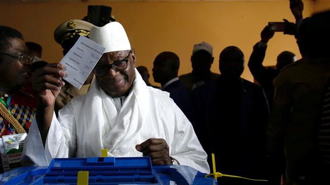 Mali's top court confirms Keita's re-election