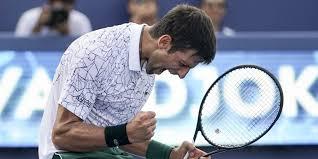 Tennis: Djokovic downs Federer to win long-sought Cincinnati crown