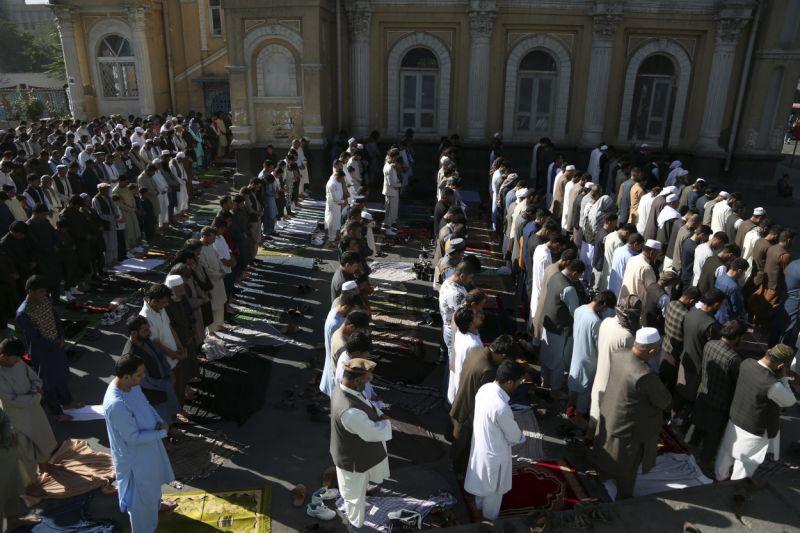 Muslims celebrate Eid al-Adha as pilgrims conduct hajj rites