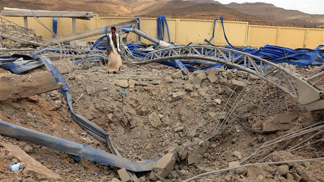 Saudi warplanes hit Yemen's Hajjah, Sa'ada