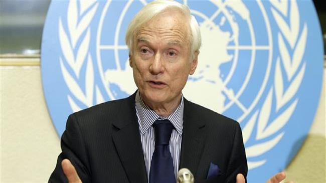 UN special rapporteur says unilateral US sanctions against Iran 'illegitimate'