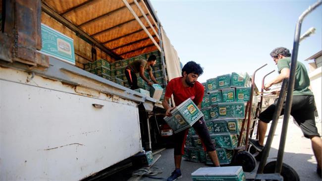 Iraq seeks US waiver as leader decries 'cruel' Iran sanctions