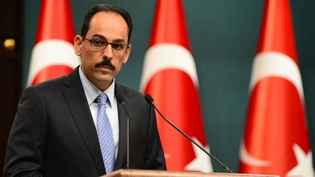 Turkey: Bolton's remarks prove US waging economic war on NATO ally