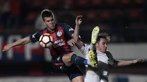 San Lorenzo beats Nacional 3-1 in Copa Sudamericana