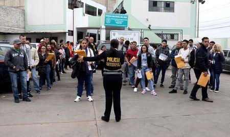 Crisis moment approaching in Venezuelan exodus: U.N. agency