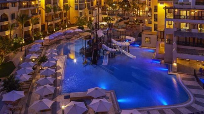 British tour operator evacuates customers from Egyptian resort hotel